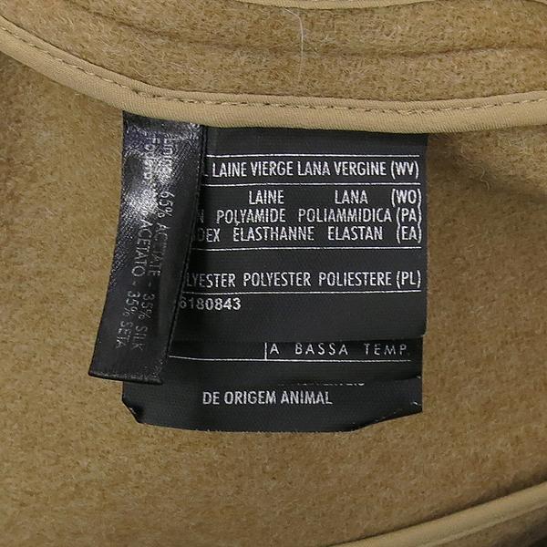 Ferragamo(페라가모) 울 카멜 컬러 여성용 롱 코트 [대전본점] 이미지5 - 고이비토 중고명품