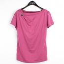 Louis Vuitton(루이비통) 퍼플 컬러 엔틱 장식 여성용 티셔츠 [강남본점]