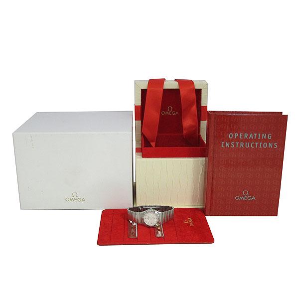 Omega(오메가) 1572.30 CONSTELLATION(컨스틸레이션) 스틸 쿼츠 여성용 시계 [동대문점]