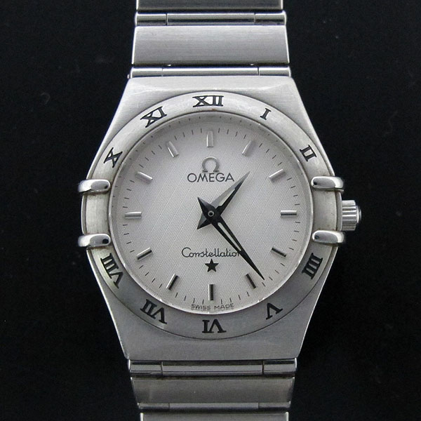 Omega(오메가) 1572.30 CONSTELLATION(컨스틸레이션) 스틸 쿼츠 여성용 시계 [동대문점] 이미지2 - 고이비토 중고명품