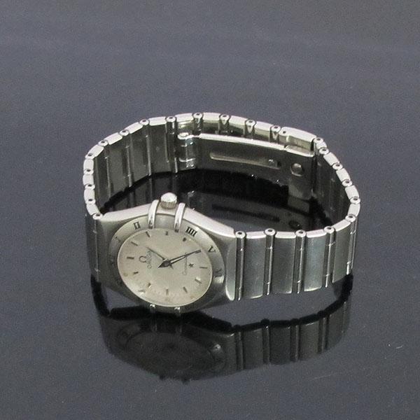 Omega(오메가) 1572.30 CONSTELLATION(컨스틸레이션) 스틸 쿼츠 여성용 시계 [동대문점] 이미지3 - 고이비토 중고명품