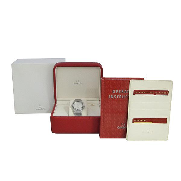 Omega(오메가) 1512.30 CONSTELLATION(컨스틸레이션) 스틸 쿼츠 남성용 시계 [동대문점]