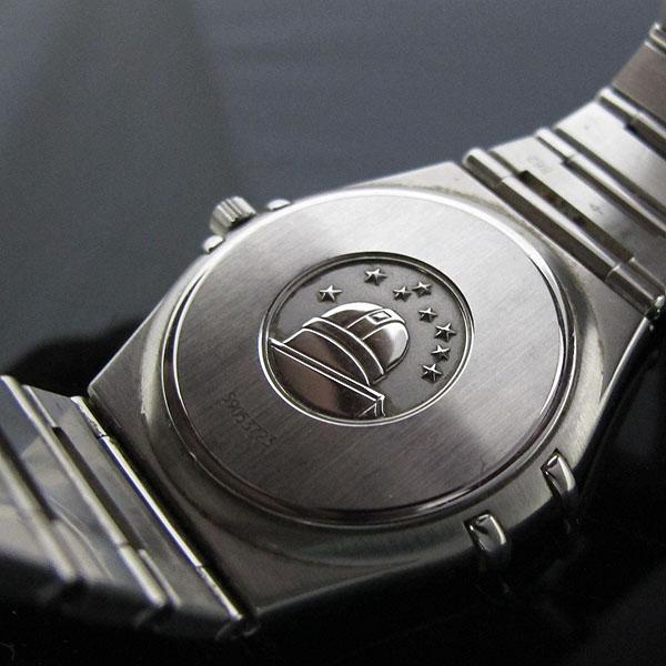 Omega(오메가) 1512.30 CONSTELLATION(컨스틸레이션) 스틸 쿼츠 남성용 시계 [동대문점] 이미지5 - 고이비토 중고명품
