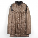 Louis Vuitton(루이비통) 브라운 컬러 여성용 롱 패딩 [강남본점]