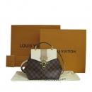 Louis Vuitton(루이비통) N42259 다미에 에벤 캔버스 클랩튼 백팩 [동대문점]