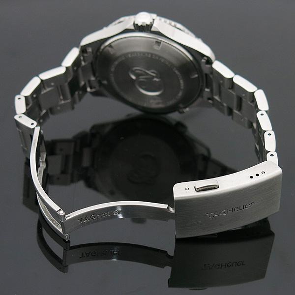 Tag Heuer(태그호이어) WAK2110 AQUARACER(아쿠아레이서) 오토매틱 스틸 남성용시계 [인천점] 이미지4 - 고이비토 중고명품