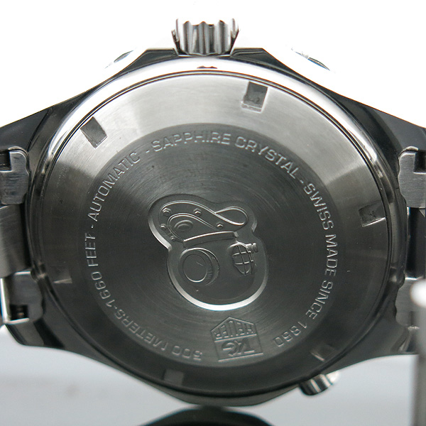 Tag Heuer(태그호이어) WAK2110 AQUARACER(아쿠아레이서) 오토매틱 스틸 남성용시계 [인천점] 이미지5 - 고이비토 중고명품