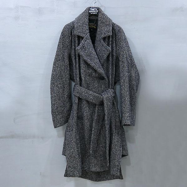 Vivienne_Westwood (비비안웨스트우드) 헤링본 여성용 코트 [부산센텀본점]
