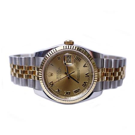 Rolex(로렉스) 116233 DATEJUST(데이저스트) 18K 골드 콤비 남성용시계 (W) 이미지2 - 고이비토 중고명품