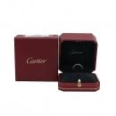 Cartier(까르띠에) B4050949 18K 화이트 골드 해피버스데이 반지- 9호 [부산센텀본점]