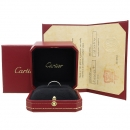 Cartier(까르띠에) B4078012 PT950(플래티늄) 웨딩밴드 가드링 반지 - 12호 [강남본점]