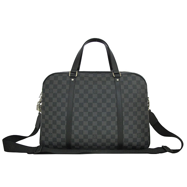 Louis Vuitton(루이비통) N48118 다미에 그라피트 캔버스 요른 토트백 + 숄더스트랩 [동대문점]
