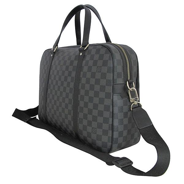 Louis Vuitton(루이비통) N48118 다미에 그라피트 캔버스 요른 토트백 + 숄더스트랩 [동대문점] 이미지2 - 고이비토 중고명품