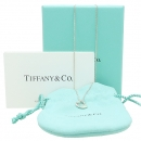 Tiffany(티파니) 925 (실버) 오픈 하트 목걸이 [강남본점]