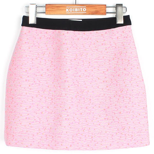 Balenciaga(발렌시아가) 핑크 컬러 여성용 스커트 [강남본점]