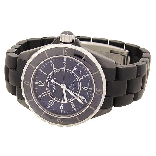 Chanel(샤넬) H3099 J12 러버밴드 남녀공용 시계 [강남본점] 이미지3 - 고이비토 중고명품