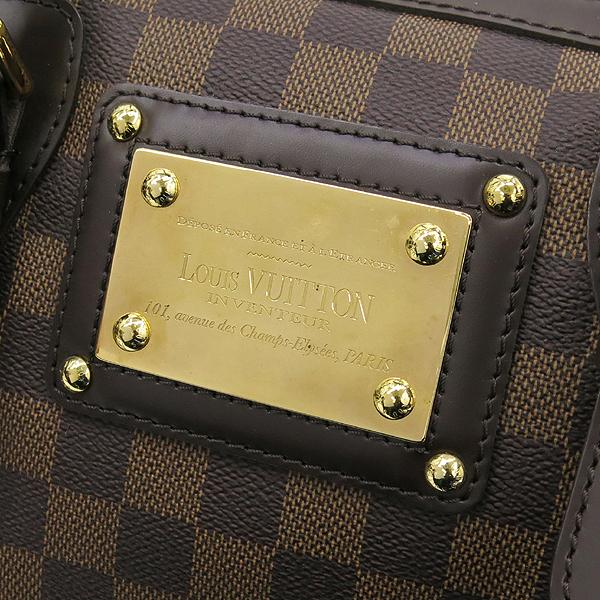 Louis Vuitton(루이비통) N52000 다미에 에벤 캔버스 버클리 토트백 [강남본점] 이미지4 - 고이비토 중고명품