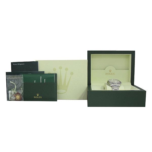 Rolex(로렉스) 116400 MILGAUSS(밀가우스) 스틸 오토매틱 남성용 시계 [동대문점]