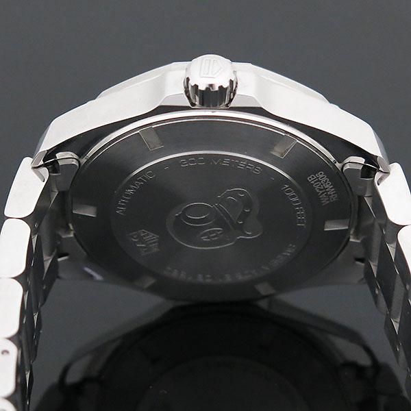 Tag Heuer(태그호이어) WAY201B.BA0927 AQUARACER (아쿠아레이서) 스틸 오토메틱 블루 다이얼 남성용시계 [부산센텀본점] 이미지4 - 고이비토 중고명품