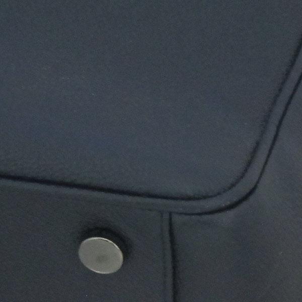 SAINT LAURENT PARIS(생로랑파리) 440984 네이비 레더 더플 스몰 브리프케이스 서류가방+스트랩 [동대문점] 이미지5 - 고이비토 중고명품