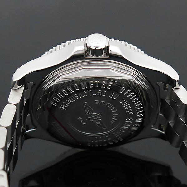 BREITLING(브라이틀링) A1739102 BA78 123A 슈퍼오션 44MM 오토매틱 남성용 시계 [부산서면롯데점] 이미지4 - 고이비토 중고명품