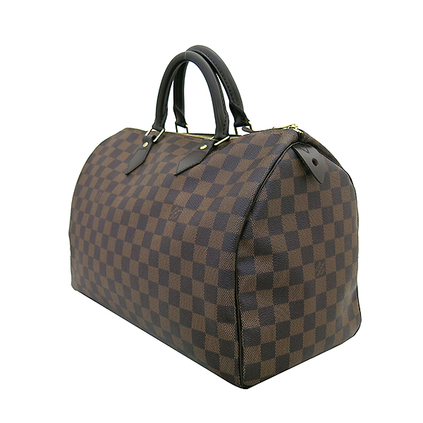 Louis Vuitton(루이비통) N41523 다미에 에벤 캔버스 스피디 35 토트백 [부산센텀본점] 이미지3 - 고이비토 중고명품