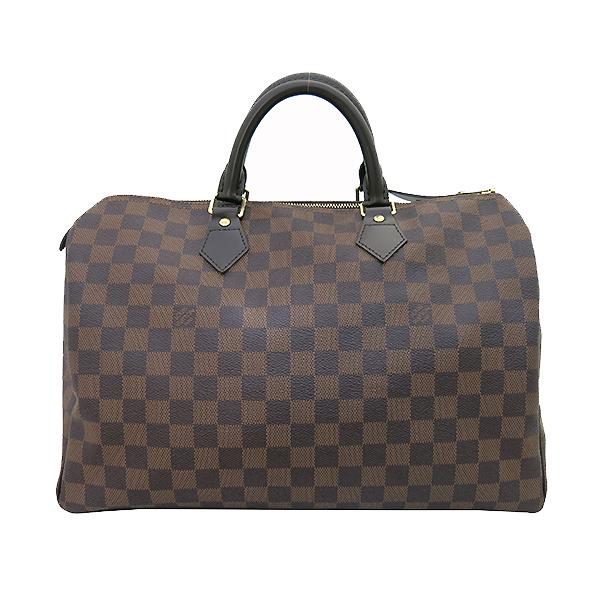 Louis Vuitton(루이비통) N41523 다미에 에벤 캔버스 스피디 35 토트백 [부산센텀본점] 이미지2 - 고이비토 중고명품