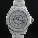 Chanel(샤넬) H1628 J12 화이트 세라믹 12포인트 다이아 33MM 여성용 시계 [동대문점]