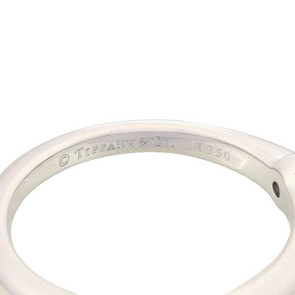 Tiffany(티파니) PT950 (플래티늄) 0.36캐럿 다이아 웨딩 반지 - 11.5호 [강남본점] 이미지3 - 고이비토 중고명품