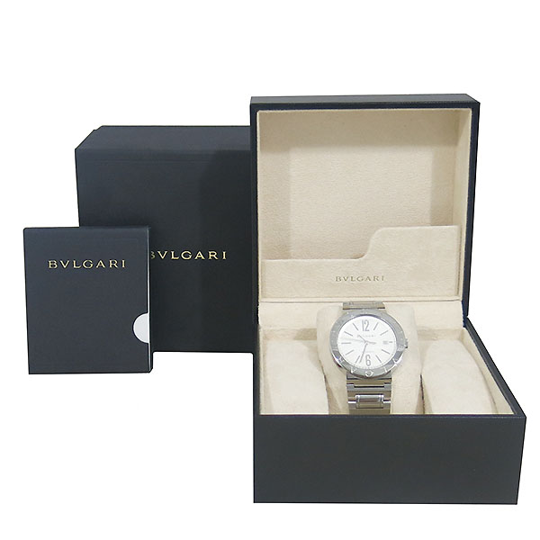 Bvlgari(불가리) BB42SS 신형 스틸 오토매틱 남성용 시계 [대구동성로점]