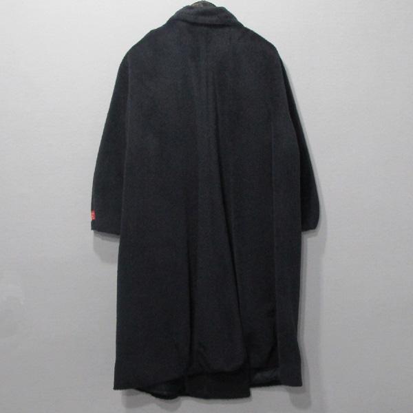 MICHAA(미샤) 100% 라마  네이비 컬러 여성용 코트 [대구반월당본점] 이미지3 - 고이비토 중고명품