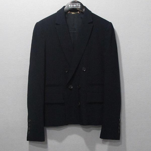 Gucci(구찌) 네이비 컬러 여성용 더블 블레이져 자켓 [대구반월당본점]