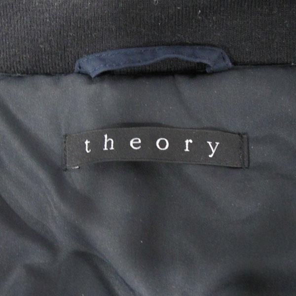 THEORY(띠어리) 네이비 컬러 남성용 점퍼 [대구반월당본점] 이미지4 - 고이비토 중고명품