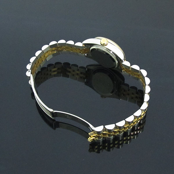 Rolex(로렉스) 179173 18K 옐로우골드 콤비 10포인트 다이아 DATEJUST(데이저스트) 데이트 여성용 시계 [동대문점] 이미지4 - 고이비토 중고명품