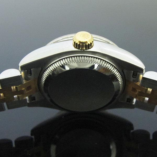 Rolex(로렉스) 179173 18K 옐로우골드 콤비 10포인트 다이아 DATEJUST(데이저스트) 데이트 여성용 시계 [동대문점] 이미지5 - 고이비토 중고명품