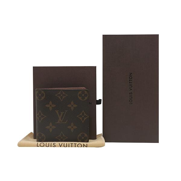 Louis Vuitton(루이비통) M60929 모노그램 캔버스 6크레딧 카드 슬롯 반지갑 [인천점]