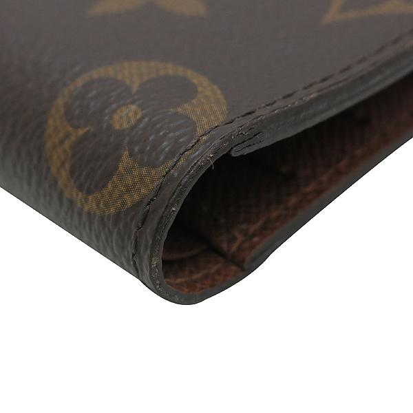 Louis Vuitton(루이비통) M60929 모노그램 캔버스 6크레딧 카드 슬롯 반지갑 [인천점] 이미지4 - 고이비토 중고명품