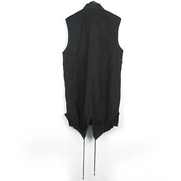 GIVENCHY(지방시) 블랙컬러 커튼 롱 베스트 숄더 놋 셔츠 [강남본점] 이미지3 - 고이비토 중고명품