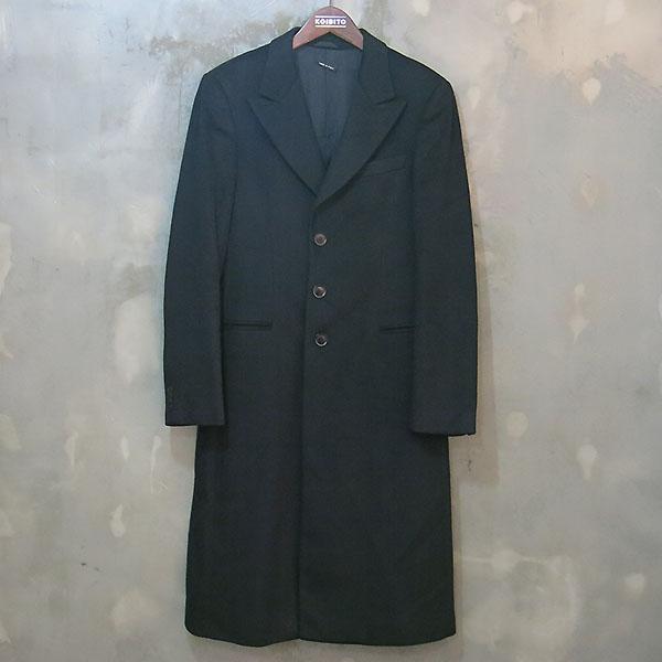 Armani(아르마니) 블랙 컬러 남성용 롱 코트 [대구동성로점]