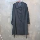 ANN DEMEULEMEESTER (앤 드밀미스터) 블랙 컬러 여성용 레인 코트 [대구동성로점]