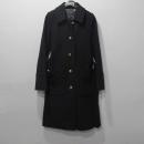 Marc by Marc Jacobs(마크바이마크제이콥스) 블랙 컬러 울 혼방 여성용 롱 코트 + 벨트 SET [대구반월당본점]
