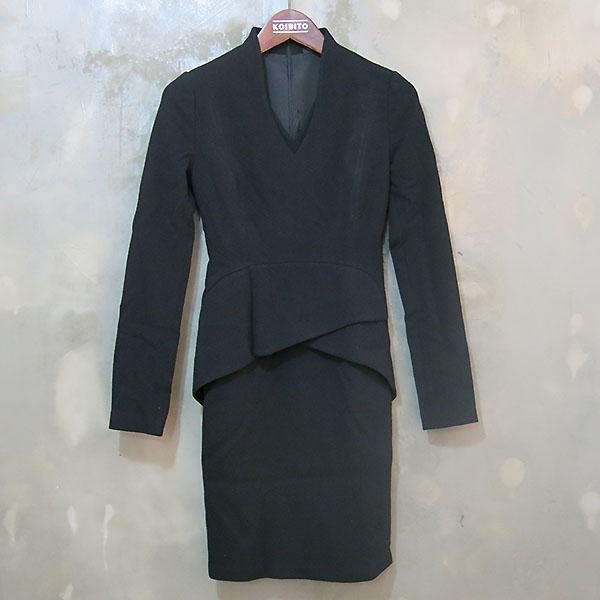Mine(마인) 블랙 컬러 여성용 원피스 [대구동성로점]