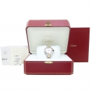 Cartier(까르띠에) W6920098 발롱블루 33MM 18K 핑크골드 핑크 자개판 콤비 오토매틱 시계 [강남본점]