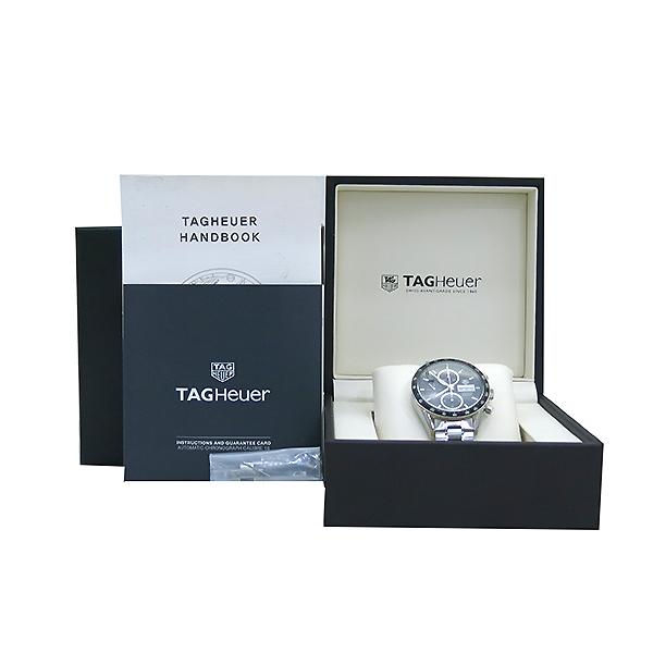 Tag Heuer(태그호이어) CV201AG BA0725 카레라(까레라) 크로노그래프 오토메틱 남성용 시계 [부산센텀본점]