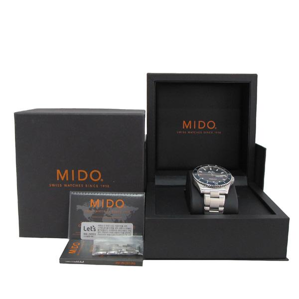 MIDO(미도) M026.430.11.041.00 오션스타 아날로그 블루 오토매틱 남성용 시계 [대구동성로점]