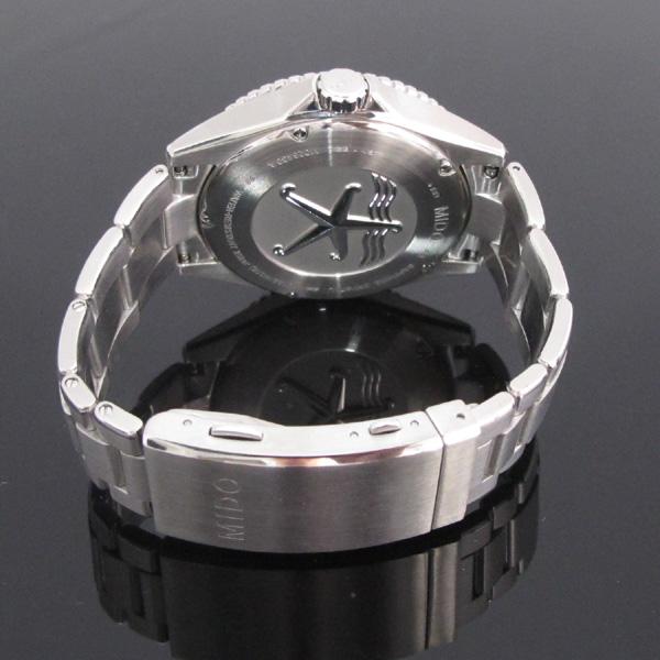 MIDO(미도) M026.430.11.041.00 오션스타 아날로그 블루 오토매틱 남성용 시계 [대구동성로점] 이미지4 - 고이비토 중고명품