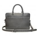 Louis Vuitton(루이비통) M32711 그레이 타이가 레더 도큐먼트 포르테 PM 서류가방 2WAY [대전시청점]