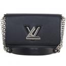 Louis Vuitton(루이비통) M50282 블랙 에삐 레더 느와르 NOIR 트위스트 MM 체인 숄더백 [대전시청점]