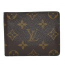 Louis Vuitton(루이비통) M42139 모노그램 마카사 팡스 월릿 머니클립 (W)