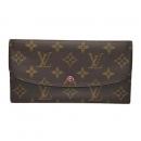 Louis Vuitton(루이비통) M60097 모노그램 캔버스 에밀리 월릿 장지갑 (W)